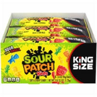 Sour Patch Kids King Size Soft & Chewy Candy