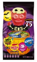 Sour Patch Swedish Fish Halloween Candy Variety Bag