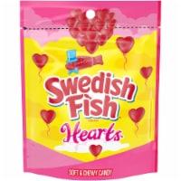 Swedish Fish Hearts Soft Candy