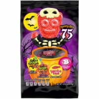 Sour Patch Swedish Fish & Bubblicious Spooky Candy Mix - 75 ct