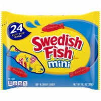 Swedish Fish® Mini Soft & Chewy Candy - 24 ct / 10.5 oz