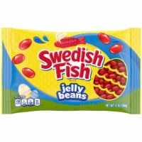 Swedish Fish Red Jelly Beans