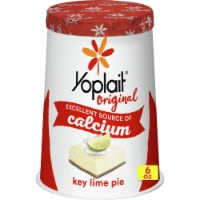 Yoplait Original Key Lime Pie Low Fat Yogurt