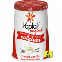 Yoplait Gluten Free Original French Vanilla Low Fat Yogurt