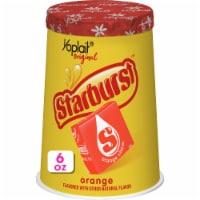 Yoplait Original Starburst Orange Flavored Low Fat Yogurt