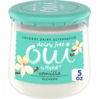 Oui By Yoplait Vanilla Coconut Dairy Alternative