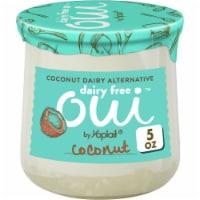 Oui By Yoplait Dairy Free Coconut Dairy Alternative Yogurt