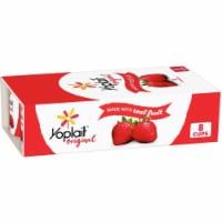 Yoplait Original Strawberry Gluten-Free Low Fat Yogurt 8 Count