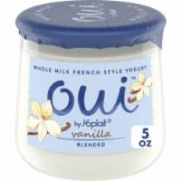 Oui by Yoplait Vanilla French Style Yogurt