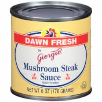 Giorgio Dawn Fresh Mushroom Steak Sauce