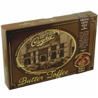 Owyhee Butter Toffee Chunk Style Candy