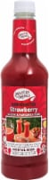 Master of Mixes Strawberry Daiquiri Margarita Mix