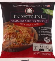Fortune Yakisoba Stir Fry Noodles Hot and Spicy