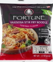 Fortune Yakisoba Teriyaki Stir Fry Noodles
