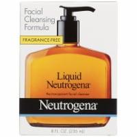 Neutrogena Fragrance-Free Liquid Facial Cleansing Formula