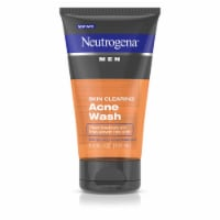 Neutrogena Men Skin Clearing Acne Facial Wash