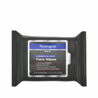 Neutrogena Invigorating Scent Face Wipe