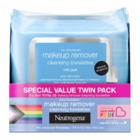 Neutrogena Makeup Remover Cleansing Towelettes Special Value Twin Pack