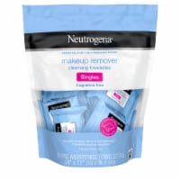 Neutrogena Fragrence Free Makeup Remover Cleansing Towelettes Singles