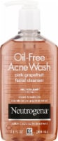 Neutrogena Pink Grapefruit Oil-Free Acne Wash