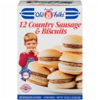 Purnell's Old Folks Country Sausage & Biscuits
