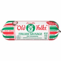 Purnell's Old Folks Italian Sausage Roll