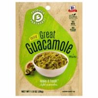 McCormick Produce Partners Mild Great Guacamole Seasoning Mix