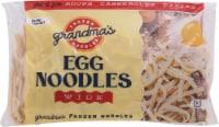 Grandma's Frozen Wide Egg Noodles