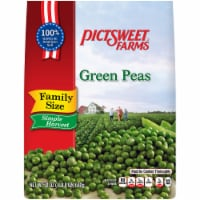 Pictsweet Farms Simple Harvest Green Peas Family Size