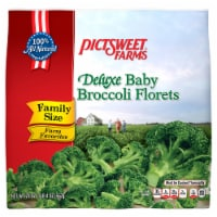 PictSweet Farms Deluxe Baby Broccoli Florets Family Size