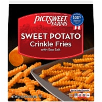 PictSweet Farms Crinkle Cut Sweet Potato Fries with Sea Salt