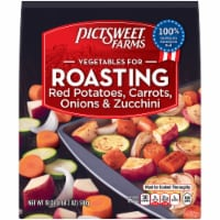 PictSweet Farms Red Potatoes Carrots Onions Zucchini - 18 oz
