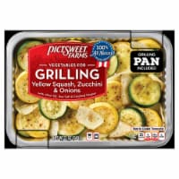 PictSweet Farms Vegetables for Grilling Yellow Squash Zucchini & Onions