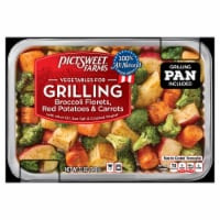 PictSweet Farms Vegetables for Grilling Broccoli Florets Red Potatoes & Carrots