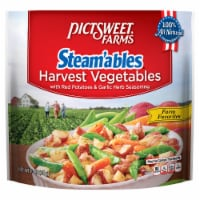 PictSweet Farms Steam'ables Harvest Vegetables with Red Potatoes & Garlic Herb Sauce