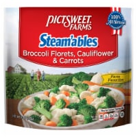 PictSweet Farms Steam'ables Farm Favorites Broccoli Florets Cauliflower & Carrots