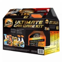 Armor All 7-Piece Ultimate Car Care Kit with Caddy - 1 unit
