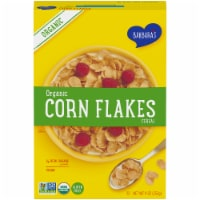 Barbara's Organic Corn Flakes Cereal