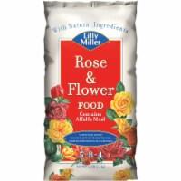 Lily Miller 16 Lb. 5-8-4 Rose & Flower Dry Plant Food 100099131 - 16 Lb.