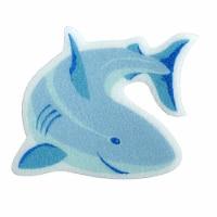 SlipX Solutions Tub Tattoo Sharks 5 Pack - Blue