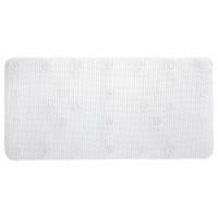 SlipX Solutions Soft Touch Bath Mat - White
