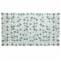 SlipX Solutions Pebble Bath Mat - Gray