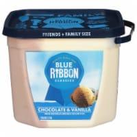 Blue Ribbon Classics Chocolate & Vanilla Ice Cream