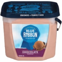 Blue Bunny Family Size Chocolate Ice Cream