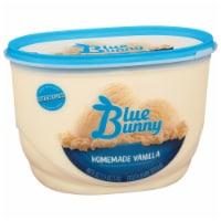 Blue Bunny Homemade Vanilla Ice Cream