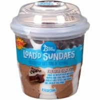 Blue Bunny Load'd Sundaes French Silk Pie Ice Cream