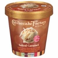 The Cheesecake Factory Salted Caramel Cheesecake Ice Cream - 14 fl oz