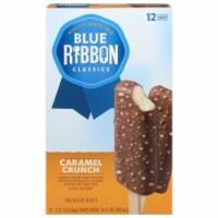 Blue Ribbon Caramel Crunch Ice Cream Bars