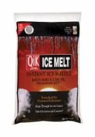 Qik Joe Calcium Chloride Ice Melt 50 lb. Pellet - Case Of: 1 - Count of: 1