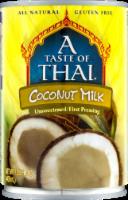 A Taste of Thai Coconut Milk - 13.5 fl oz